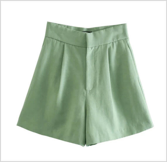 מכנס ירוק זארה אלי אקספרס